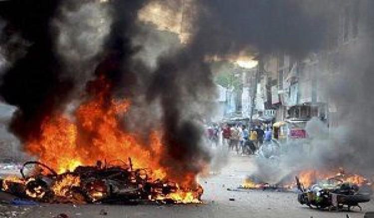 পশ্চিমবঙ্গ : সাম্প্রদায়িক দাঙ্গা, ২০১৬